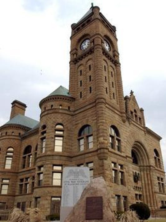 Blackford County courthouse