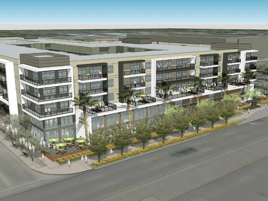 Developer JLB Partners plans to build a 365-unit apartment