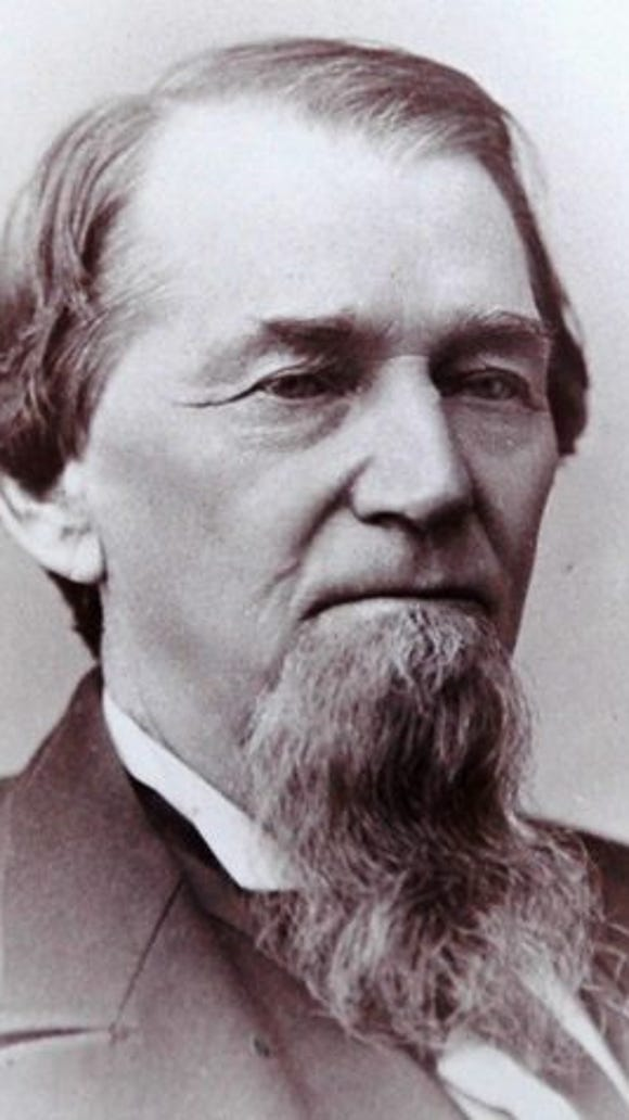 Dr. Henry G. Bussey (1816-1887) was a prominent doctor in Shrewsbury, PA. He was a state senator from 1874-76. (PA State Senate website)