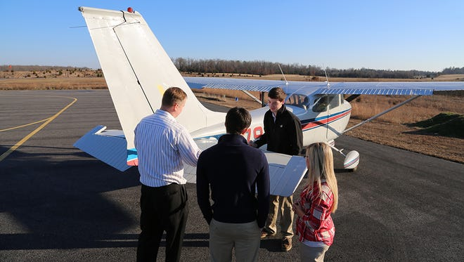 Ozarka College's Aviation program will host a fly-in event on April 9, 2016. Discovery flights will be available for attendees ages 10 to 17, free of charge.