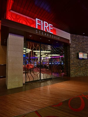 Fire Steakhouse at Wind Creek.