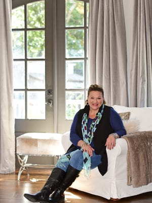 Barclay Mutz, owner of Gray Horse Interiors, considers herself a continual student of design.