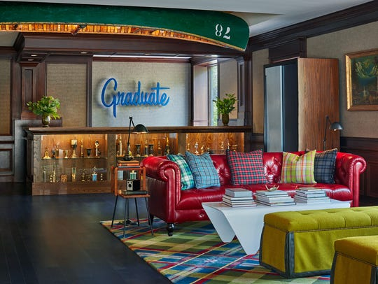 AJ Capital launched the Graduate Hotels brand targeting