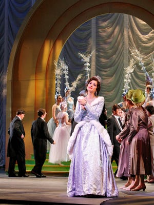 """El Paso Opera's production of Gioachino Rossini's """"Cinderella"""" will be performed March 23 and 25 at the Abraham Chavez Theatre in Downtown El Paso."""