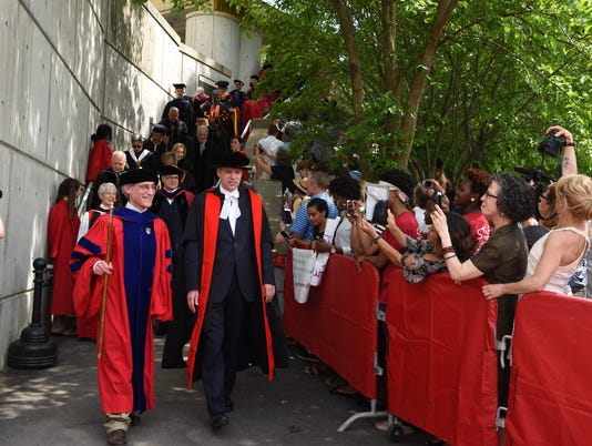 Bard College commencement