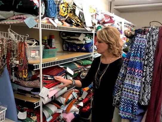 Erin Amundson, a client support specialist at Children's