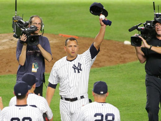Alex Rodriguez Performanceenhancing Drugs Cost Me M Hall Of Fame Aug  Alex Rodriguez Waves To The Fans After Playing Custom Term Papers And Essays also English Persuasive Essay Topics  English Essay Example