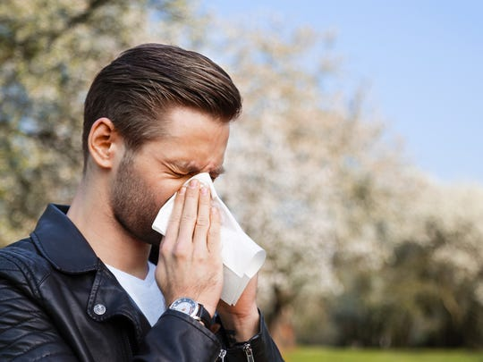 A retired Los Alamos National Laboratory biologist thinks he has found the solution to long-term allergy relief.