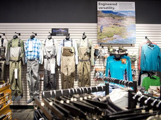 Hunter Banks, located on Montford Ave, has been selling all things fly-fishing since 1985.