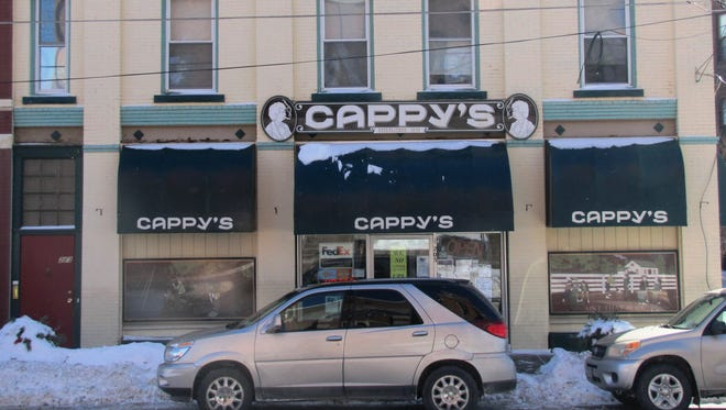 Cappys, a gift shop which opened in 1946 at 205 W. Clinton St., Elmira, will go out of business in the next couple of months.