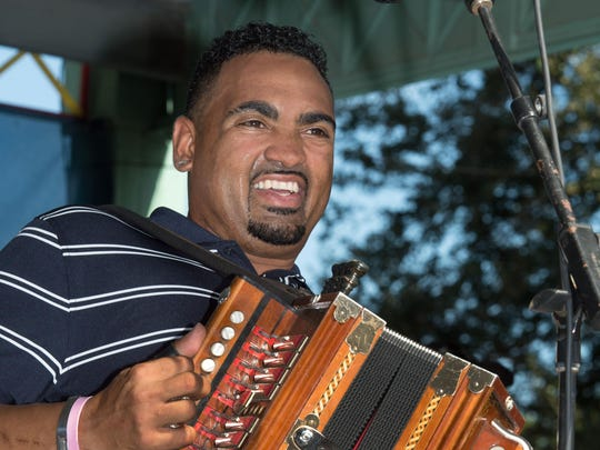 Terry and Bad Boys play zydeco, Creole music and more