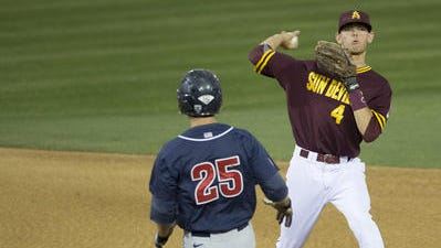 No. 12 ASU baseball and Arizona will play their fourth rivalry game Wednesday in Tucson. ASU won two of three in the recent Pac-12 series.