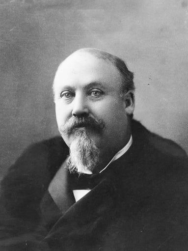 Hazen S. Pingree, Detroit's mayor from 1889 to 1897,