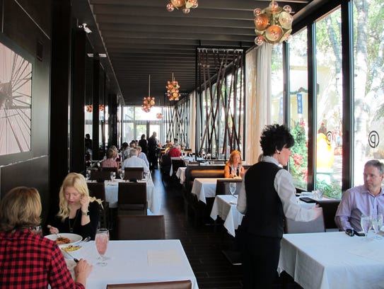 Ocean Prime opened Dec. 19 in the former space of Avenue5