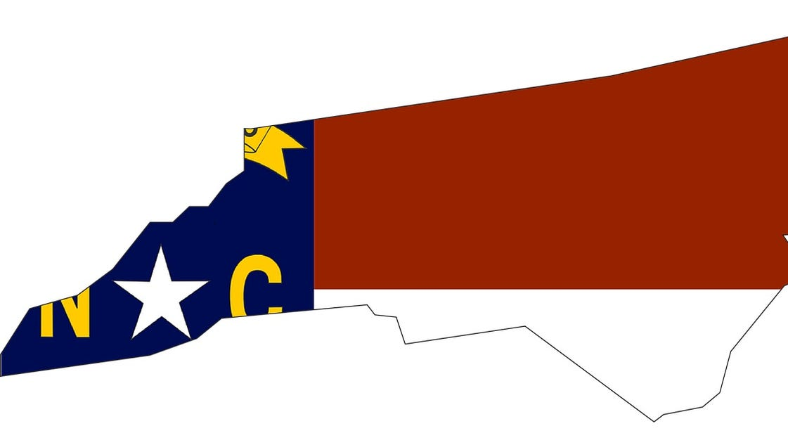 Polls Look Good For NC Democrats  For Now