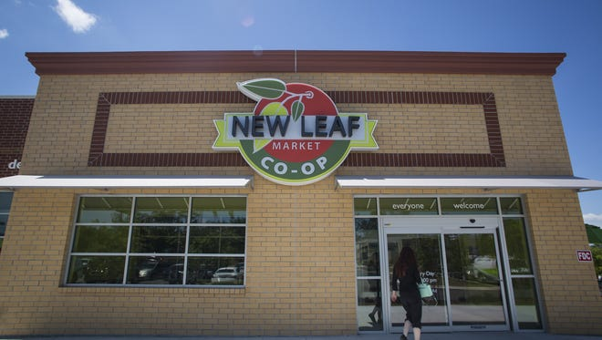 Alvin McBean/Democrat  New Leaf Market Co-op?s second location features a hot bar and a smoothie bar. The Bannerman Crossings location will have its grand opening Saturday. New Leaf Market Co-op's second location features a hot bar and a smoothie bar. More than 12,000 co-op owners have a stake in New Leaf. New Leaf Co-Op Market opened its  second Tallahassee location in the Bannerman Crossing strip mall on the corner of Bannerman and Thomasville roads.