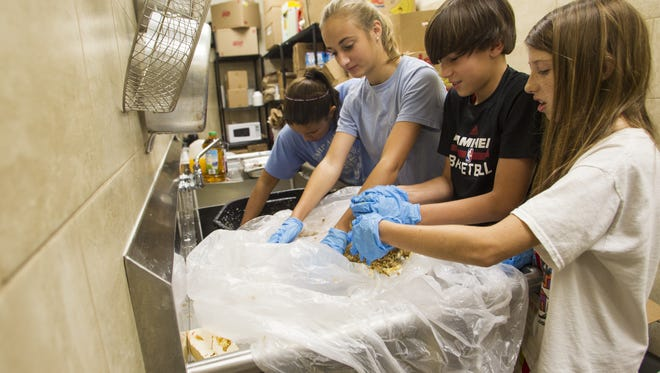 B.E.A.T  serve as an acronym for Being Extraordinary Around Tallahassee.  Youth ages 11-18 volunteer in a week long program and dedicate their time to community service projects at 6 non-profit organizations around town.