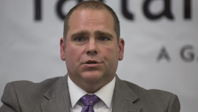 Jack Campbell will take office as State Attorney on Jan. 3.