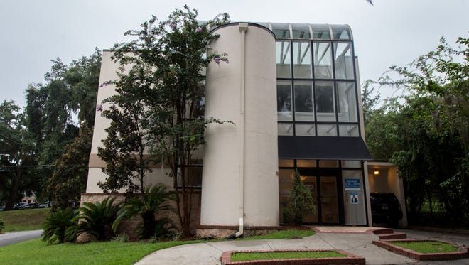 P&P Communications is located in Lettman Square on Melvin Street in Tallahassee.