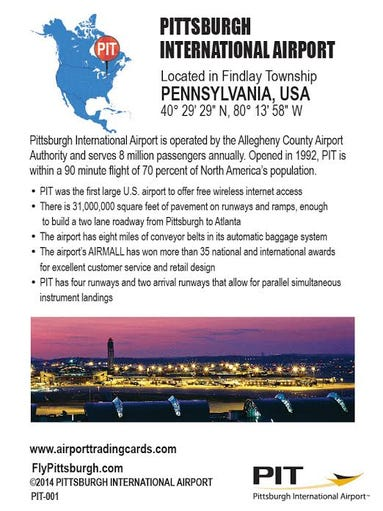 Airports unveil trading cards for Mitchell s fish market pittsburgh