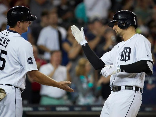 MLB: New York Yankees at Detroit Tigers