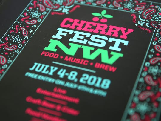 Cherryfest NW, formerly the Bite & Brew of Salem, is a four-day festival from Thursday to Sunday, July 4-7.