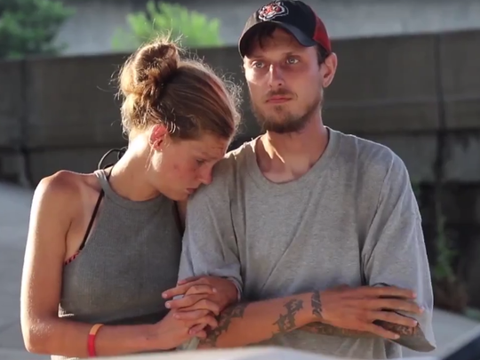 'Seven Days of Heroin' is the Cincinnati Enquirer's interactive report on the crisis.