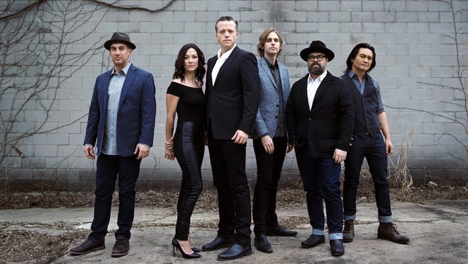 Jason Isbell & the 400 Unit play PNC Pavilion Saturday.