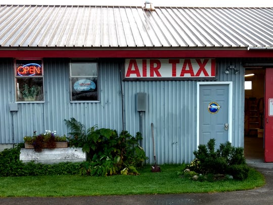 "The ""terminal"" and boarding area for Yakutat Coastal Airlines is an experience not to be missed."