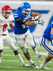Tyler St. Clair of Detroit Catholic Central