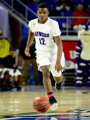 Haywood's De'Marius Boyd ended the game with 9 points,