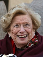 Former Marshfield mayor and civic leader Marilyn Hardacre