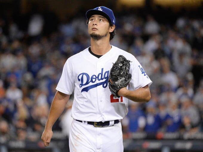 RHP Yu Darvish (Signed an six-year, $126 million deal