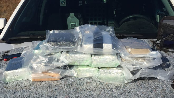 Yavapai County Sheriff's Office canine leads to drug bust