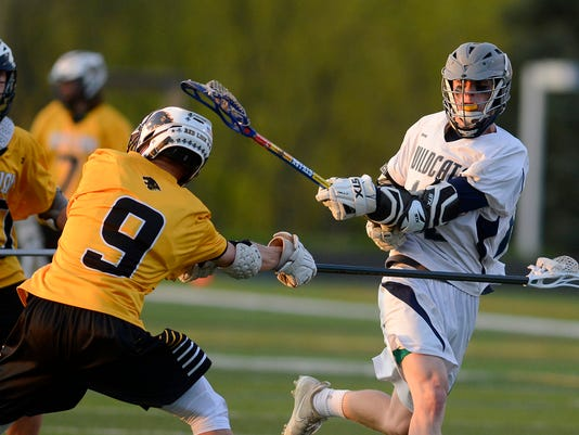 Dallastown hosts Red Lion in boys' lacrosse