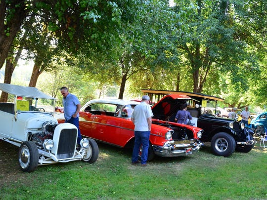 The Weaverville Chamber of Commerce and the High Country Kruisers car club host the sixth annual Historic Weaverville Car Show on Saturday.