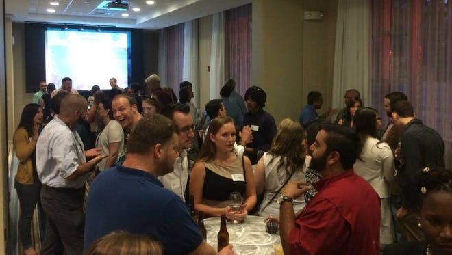 The Olive Branch Network, alumni of Tallahassee Community College Model United Nations, will be holding a networking and fundraising opportunity on October 9 at the Four Points Sheraton.