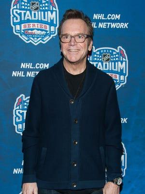 Tom Arnold in Los Angeles on Jan. 25, 2014.