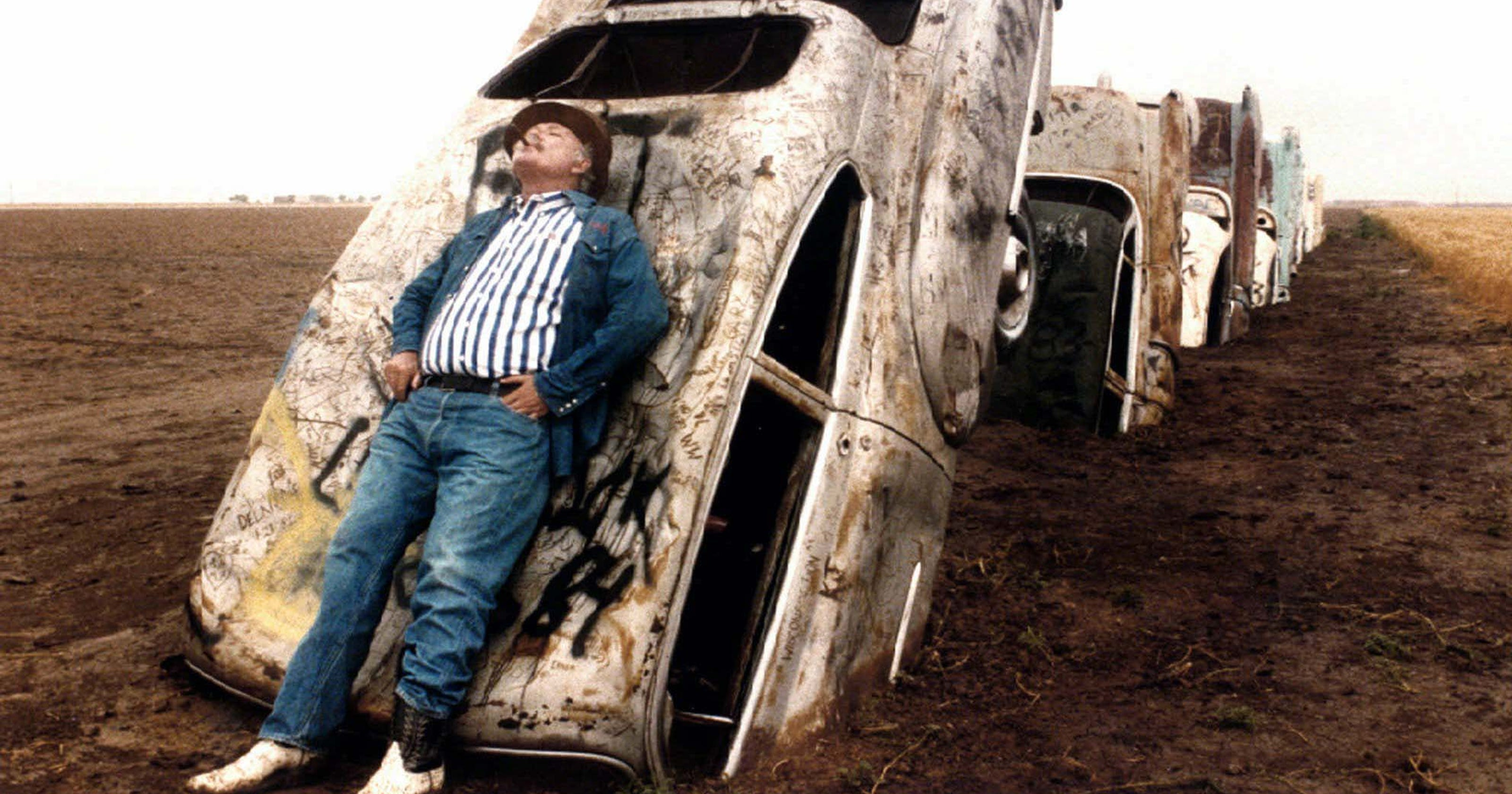 Cadillac Ranch' creator Stanley Marsh s