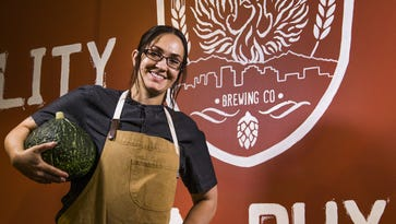 Chef Tamara Stanger to leave Helio Basin Brewing Co., join Cotton & Copper in south Tempe