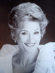 Actress Ginger Prince in the 1990s