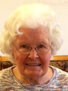 After a long illness, Henrietta (Retta) Van Wyhe, 98, passed away Thursday, November 20, 2014.