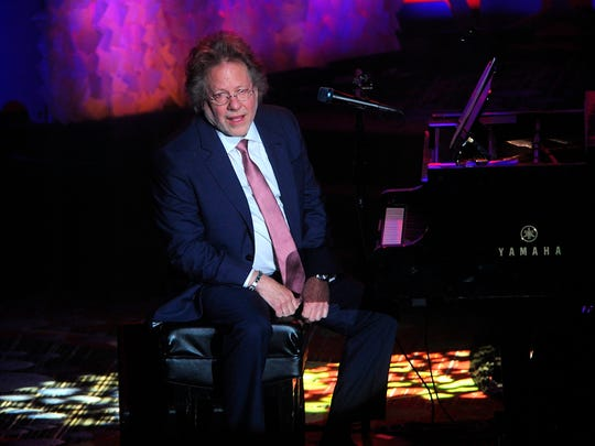 Steve Dorff speaks onstage during the 49th annual Songwriters Hall of Fame Induction and Awards gala June 14, 2018, in New York.