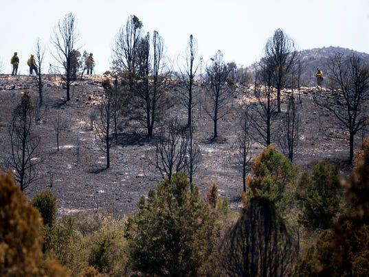 Yarnell Hill fire