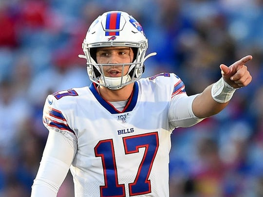 Can Josh Allen and the Bills load up on the points this weekend?