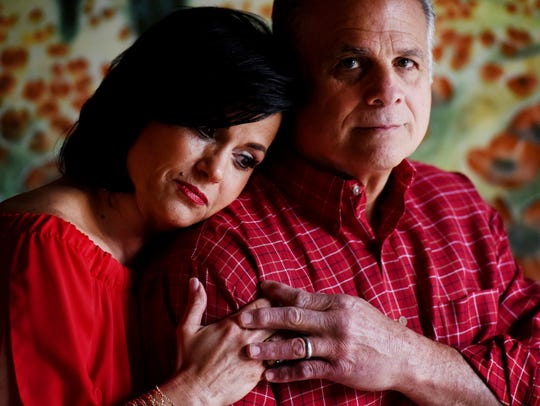Gerald and Lisa Savoie. At 60, Gerald had an unusual