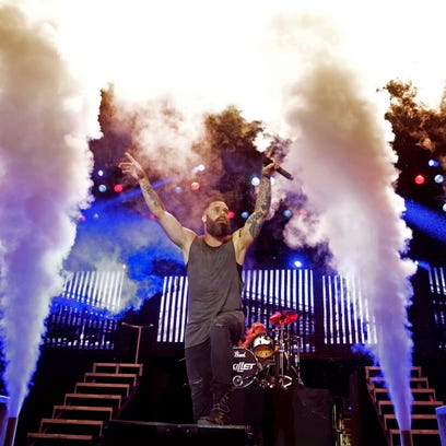 Skillet finds faith, strength in Wisconsin