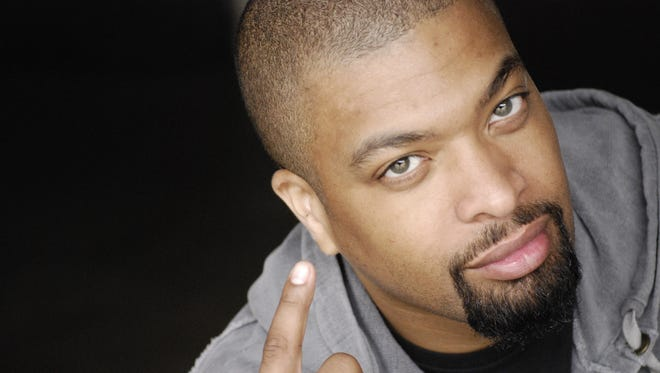 Comedian and actor DeRay Davis performs at Zanies this weekend.