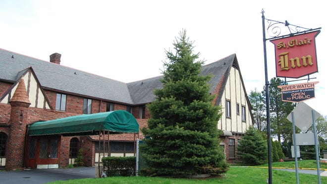 The new owner of the St. Clair Inn said he needs to get approvals before work can start on the historic building.