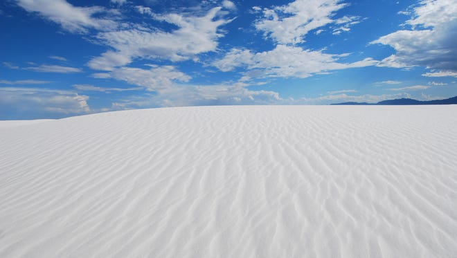 In 2016, White Sands saw record attendance with more than 550,000 people visiting throughout the year.